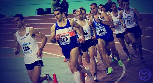 en medio fondo y running