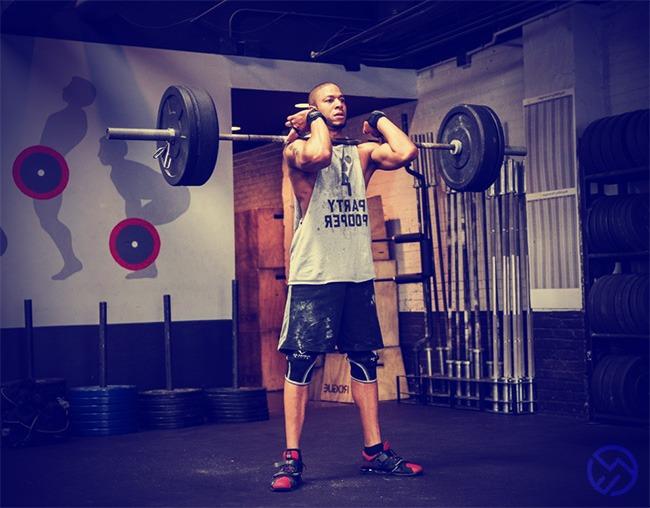 el ejercicio clean o cargada sin errores
