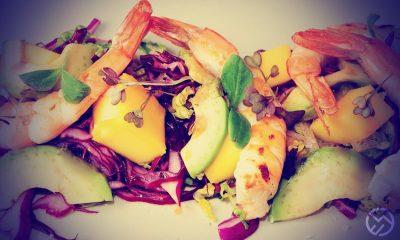 receta saludable de ensalada