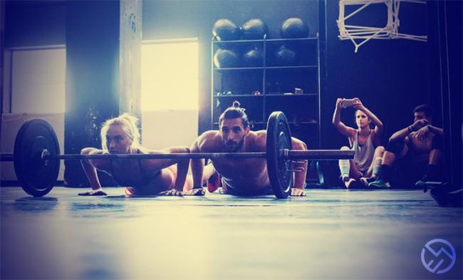 como se hace el ejercicio burpees