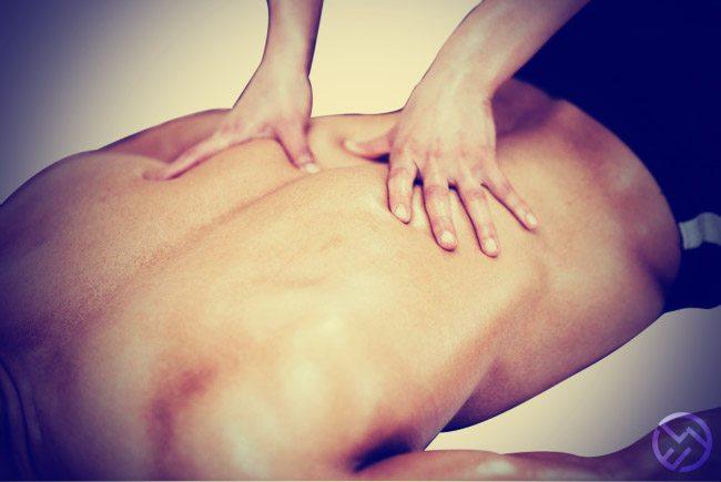 Las claves del masaje deportivo antes de la competición