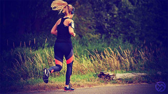 como se hace correr andar correr para mejorar tiempo