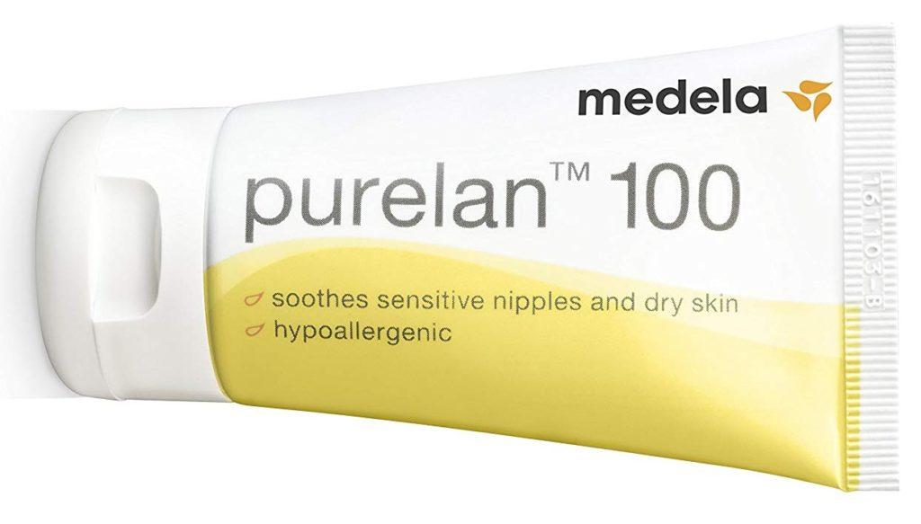 Purelan 100, una de las mejores cremas para el tratamiento de los pezones