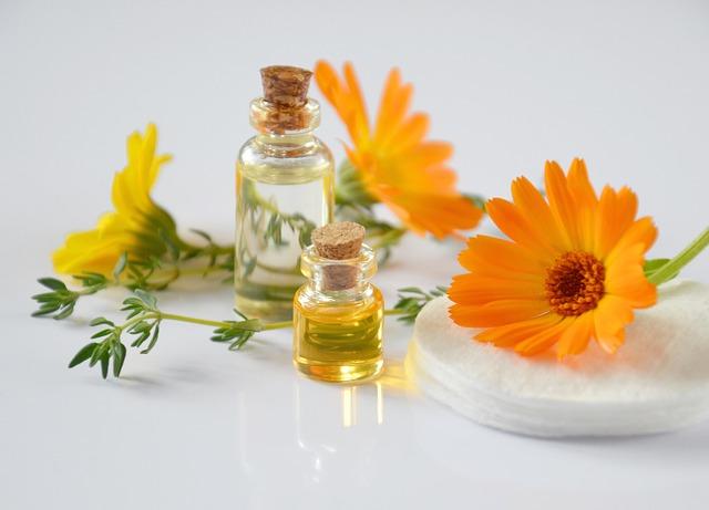 Aceite de Caléndula en las mejores cremas cicatrizantes