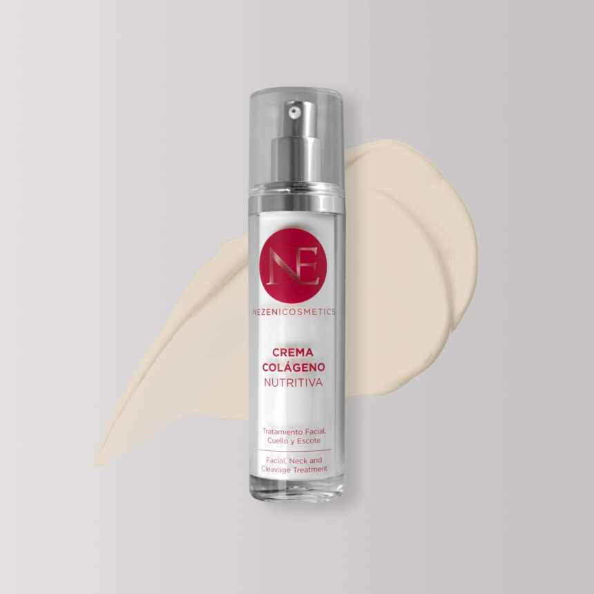 Crema facial hidratante Nezeni Cosmetics