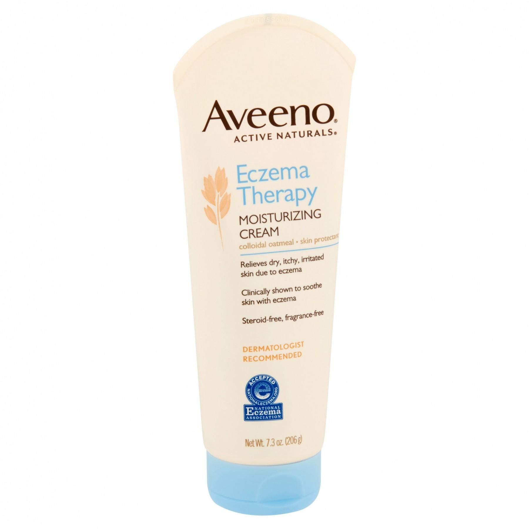 Terapia de Eczema Aveeno