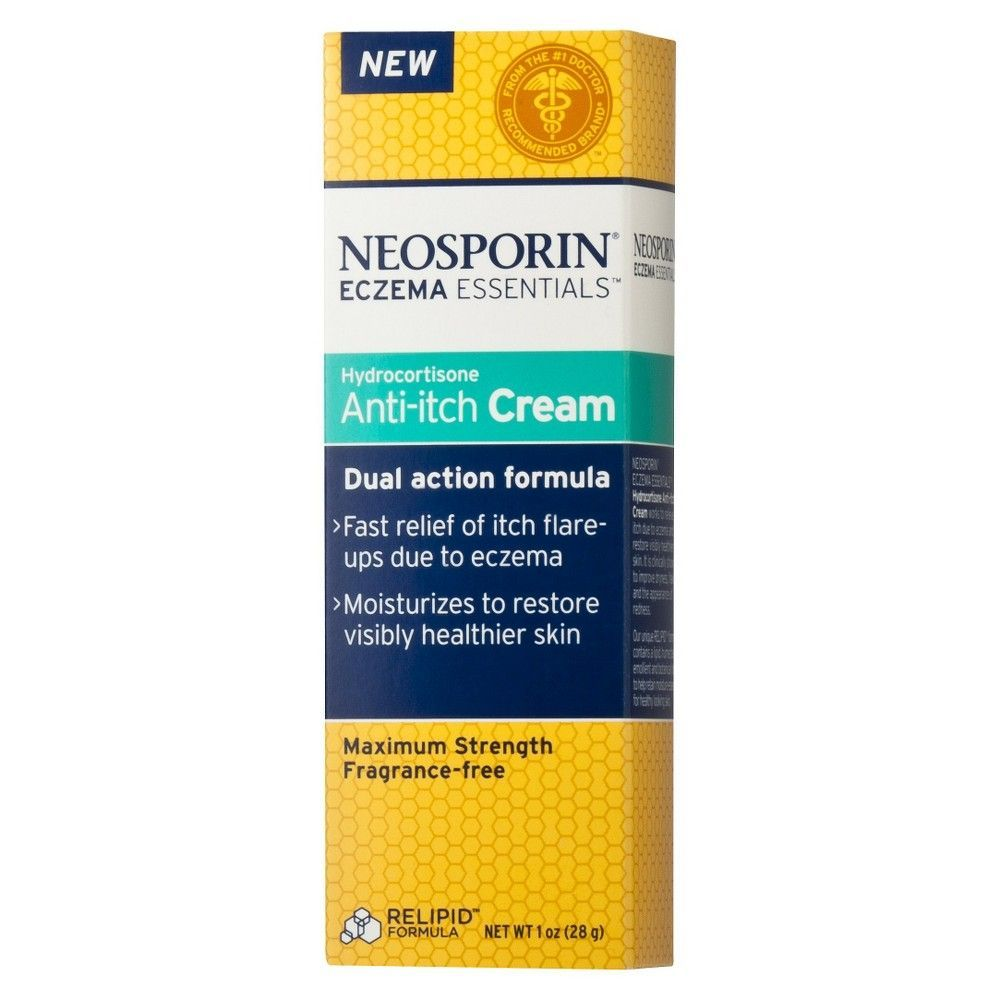 Esenciales de Neosporin Eczema