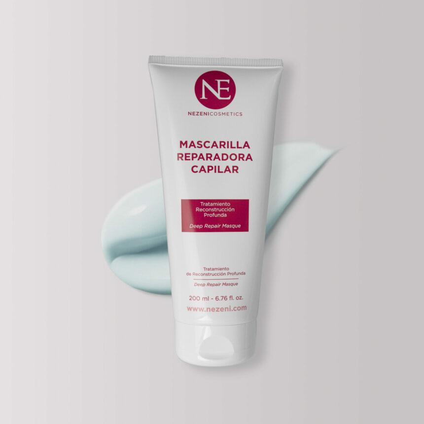 Mascarilla capilar Nezeni Cosmetics